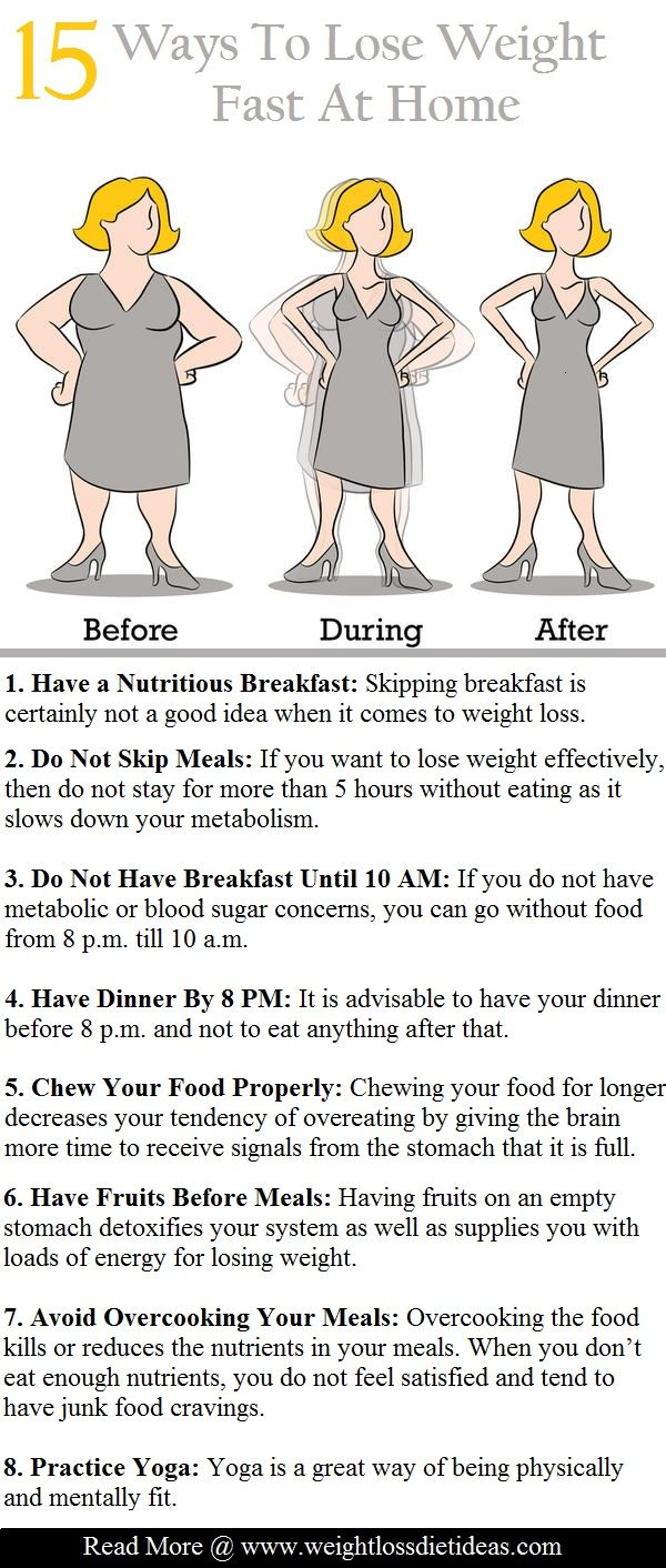 15 proven ways to lose weight fast at home fitfam weightloss mondays