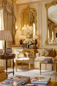 Traditional French decor. Like it or not the french