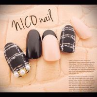1000+ ideas about Chanel Nails Design on Pinterest