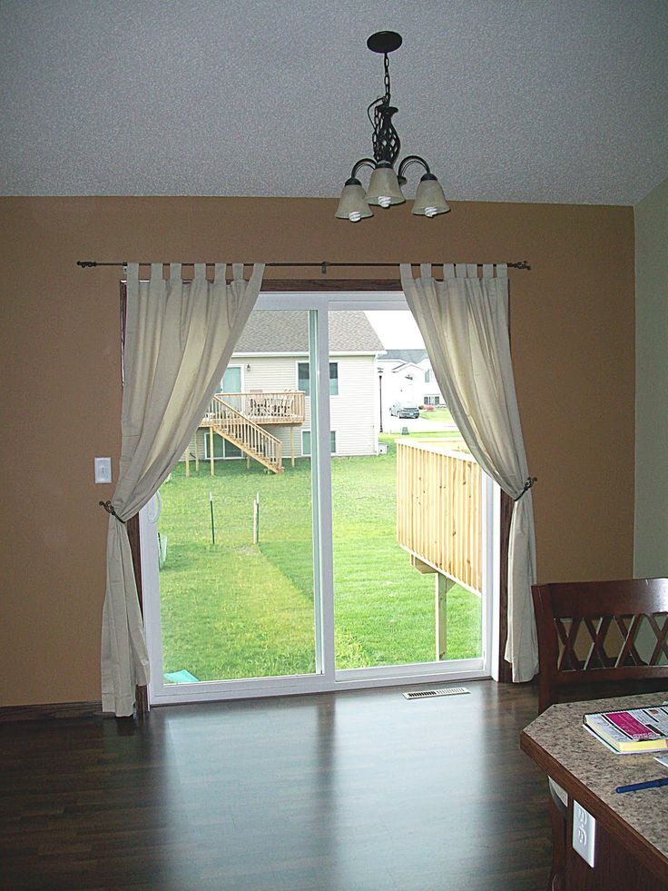 Sliding Door Covering Ideas budget blinds vinyl vertical blinds 25 Best Ideas About Sliding Door Curtains On Pinterest Door