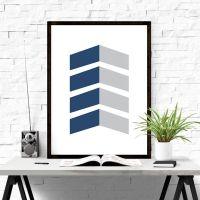 1000+ ideas about Chevron Print Decor on Pinterest   Art ...