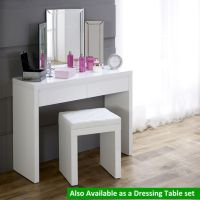 17 Best ideas about White Gloss Dressing Table on ...