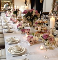 Afternoon tea table setting | Table settings | Pinterest ...
