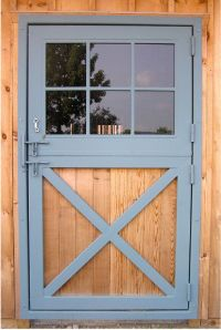 Dutch Door: Dutch Barn Doors