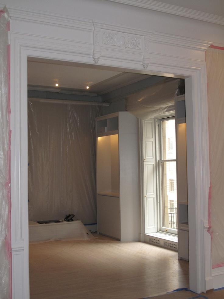 artwork for formal living room decorating small open kitchen 36 best images about door casings on pinterest | pocket ...