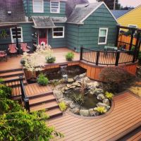 1000+ images about Multi level deck on Pinterest | Patio ...