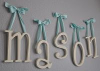 25+ best ideas about Hanging Wall Letters on Pinterest ...