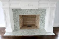 17 Best ideas about Mosaic Tile Fireplace on Pinterest ...