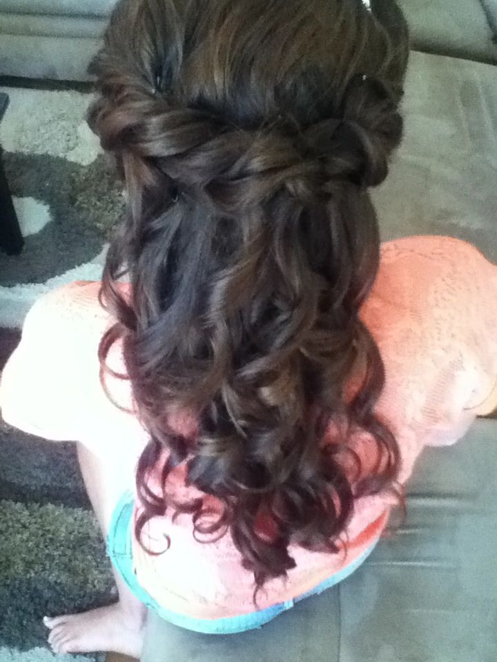 My Sweet Sixteen Hairstyle Sweet Sixteen Pinterest