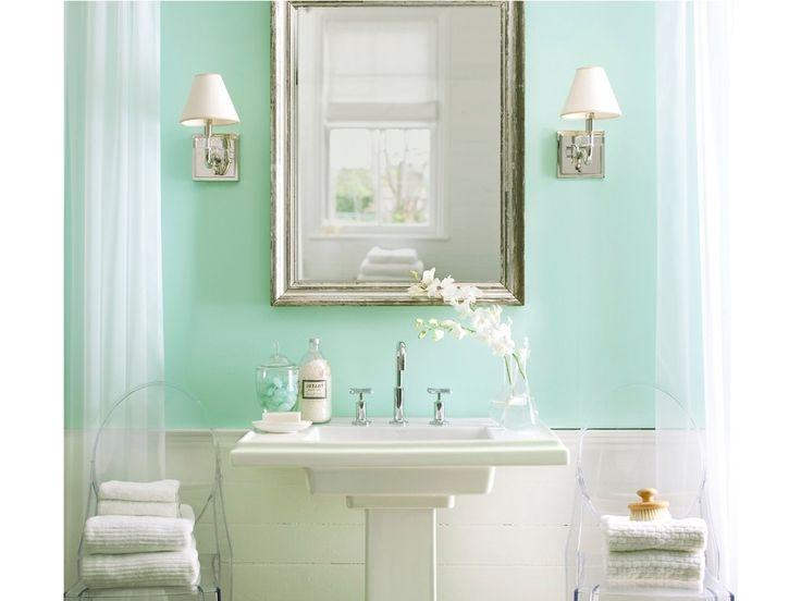 17 Best ideas about Mint Green Bathrooms on Pinterest