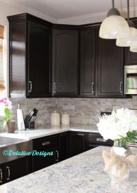 Best 25+ Dark cabinets ideas on Pinterest | Kitchen ...