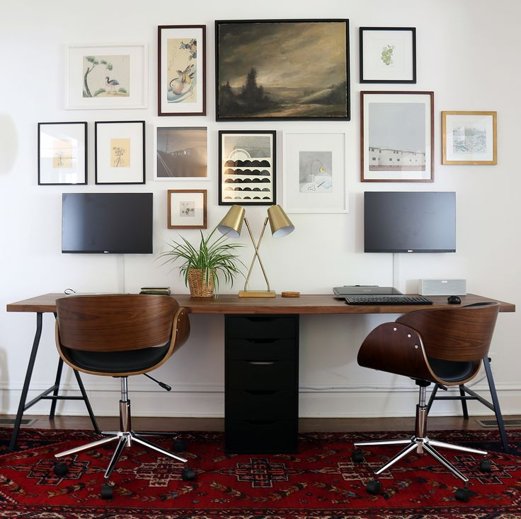 Desks For Two