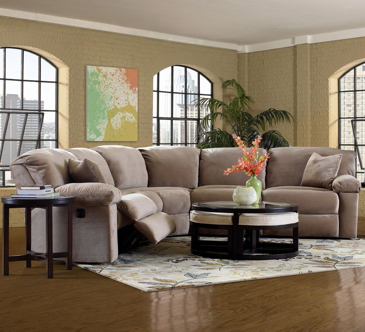Klaussner Furniture Kensington Collection 3 Piece Power