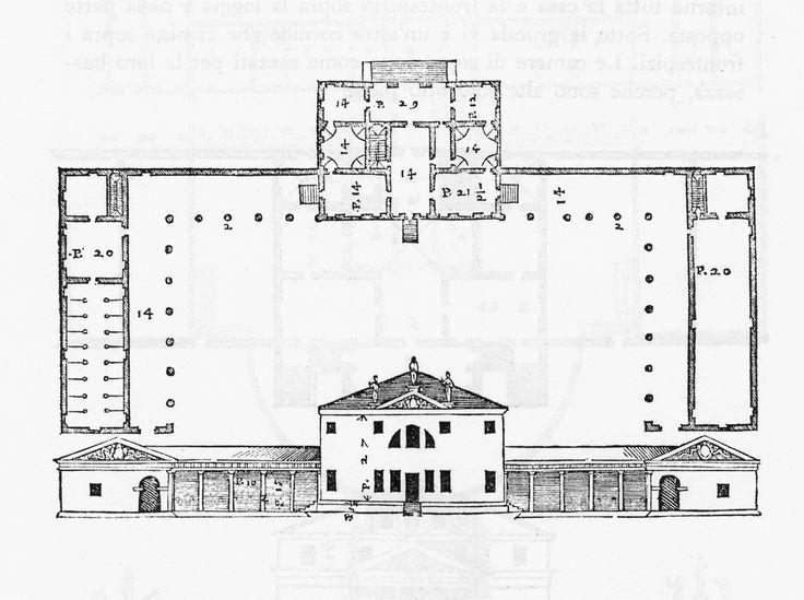 Palladio Four Books' Villas: a collection of Architecture