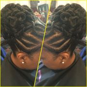 twist explicit hair design