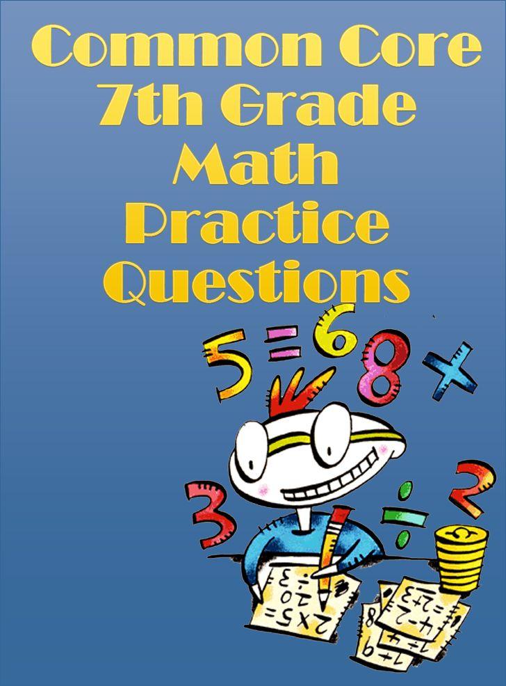 7th Math Practice Grade