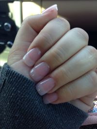 25+ best ideas about Natural acrylic nails on Pinterest ...