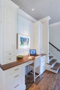17 Best ideas about Built In Desk on Pinterest | Kitchen ...