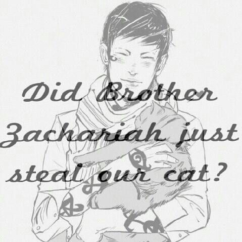 Jem/Brother Zachariah! City of Heavenly Fire snippet