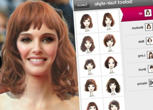 25 Best Ideas About Hairstyle App On Pinterest Model Hairstyles