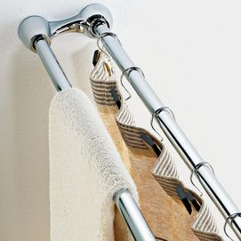 sears curtain rods