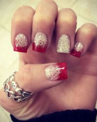 Best 20+ Red Nails ideas on Pinterest | Red nail polish ...