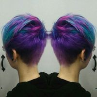 Really feeling this galaxy pixie by @diriagoly Use # ...