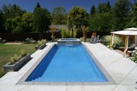 inground rectangle classic pools - Google Search ...