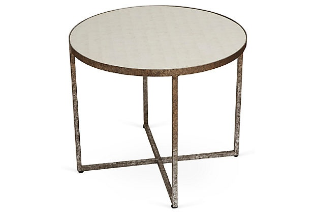 1000+ Ideas About Silver Side Table On Pinterest