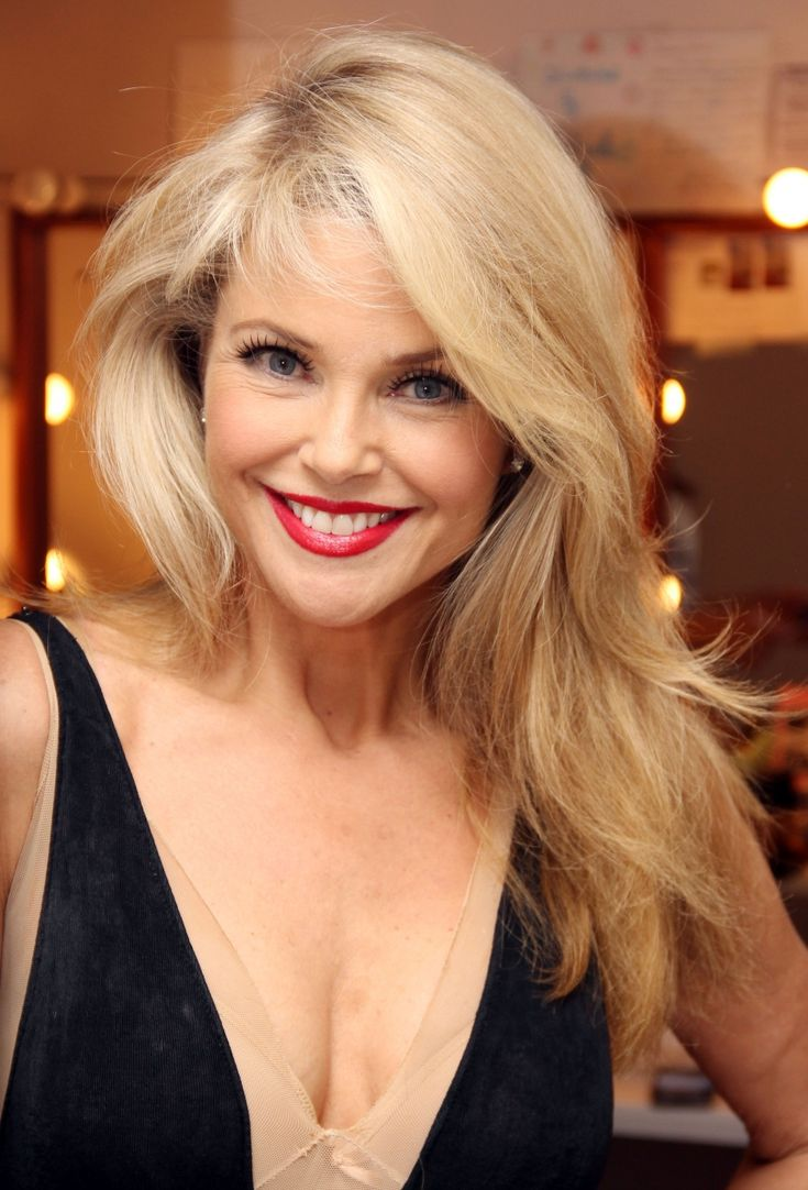 Christie brinkley 60 years old people looks young and