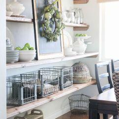 Green Apple Kitchen Decor Merillat Cabinets 25+ Best Ideas About Dining Room Shelves On Pinterest ...