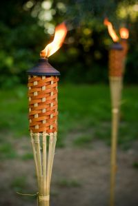 25+ best ideas about Tiki Torches on Pinterest