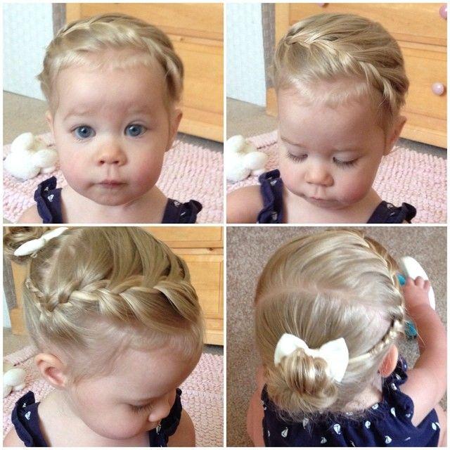 Toddler Hairstyles Quiero Aprender A Hacer Estas Trenzas Valen
