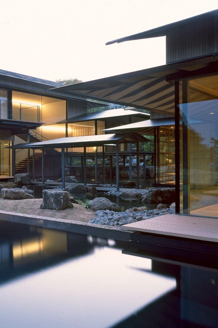 Architect Kengo Kuma Location Japan Photography