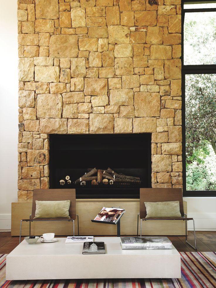 Sandstone fireplace  houghton farmhouse  Pinterest