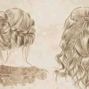hairstyle drawing cool and cute