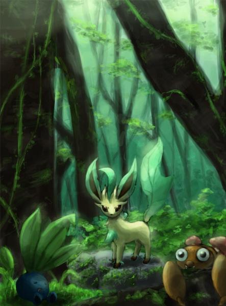 Cute Eeveelution Wallpaper 17 Best Images About Leafeon On Pinterest Pokemon Eevee