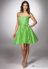 25+ best ideas about Lime green bridesmaid dresses on