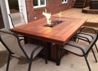 25+ best ideas about Fire table on Pinterest | Outdoor ...