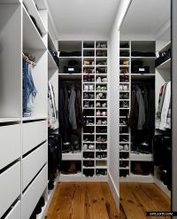 1000+ images about  Walk in Closet  Organized closet on ...