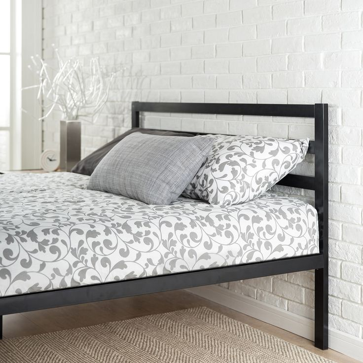 1000 ideas about Full Size Beds on Pinterest  White Full Size Bed Beds and Queen Size