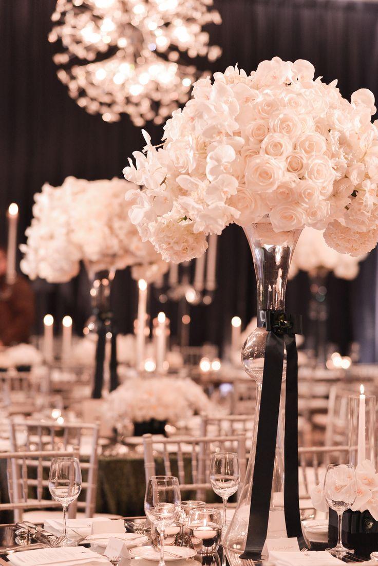 25 Best Ideas about Black Wedding Decor on Pinterest
