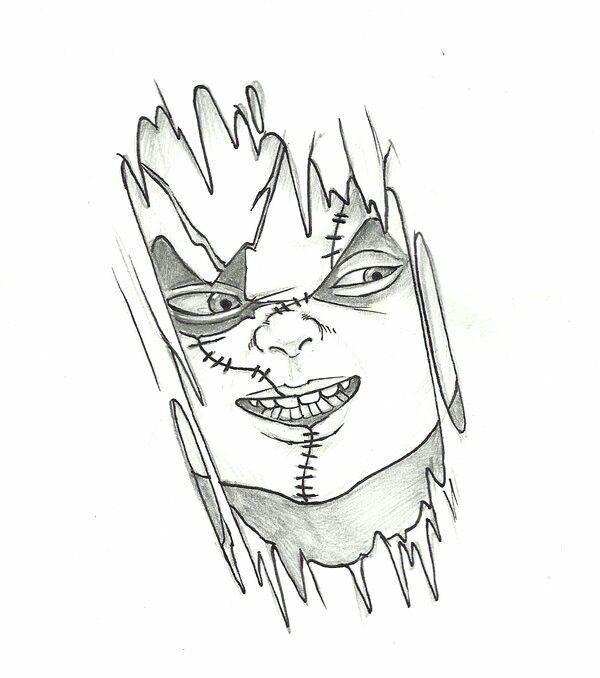 20 C10 Cartoon Tattoos Ideas And Designs