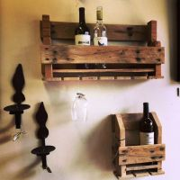 1000+ ideas about Homemade Wine Racks on Pinterest
