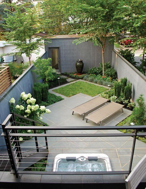 25 Best Ideas About Small Backyards On Pinterest Small Backyard