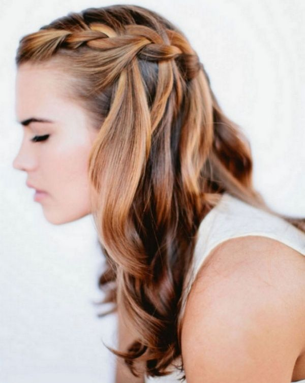 Best 25 Schöne Frisuren Lange Haare Ideas On Pinterest