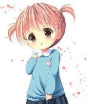 kawaii baby anime