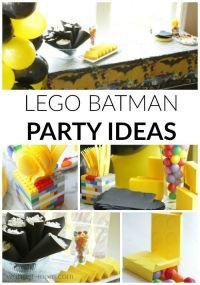25+ Best Ideas about Lego Batman Birthday on Pinterest ...
