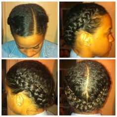 25 Best Ideas About Transitioning Hairstyles On Pinterest