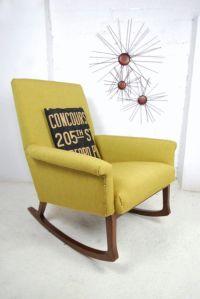 1950s Scandinavian rocking chair - JP | Mid-Century Modern ...
